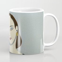Lay Back Coffee Mug