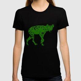 The aberrant hyena T-shirt