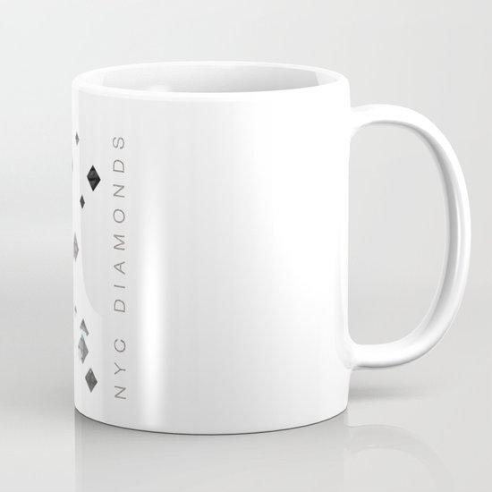 New York City Diamonds Mug
