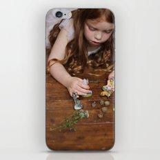 a miniature teaparty iPhone & iPod Skin