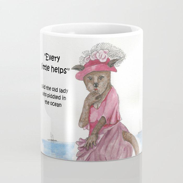 Every Little Helps Coffee Mug