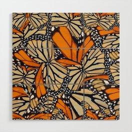monarch Wood Wall Art