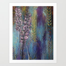 Seeds of Loving Spirit Art Print