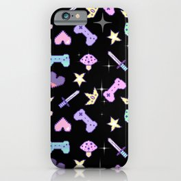Independant Princess (dark) iPhone Case