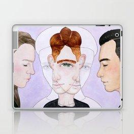 Bisexual Invisibility #2 Laptop & iPad Skin