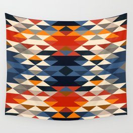 Southwestern Diamonds Wall Tapestry