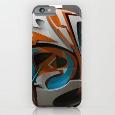 soul 3d graffiti  Slim Case iPhone 6s