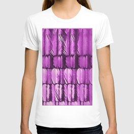 Purple Knits Demand Attention...Sort of T-shirt