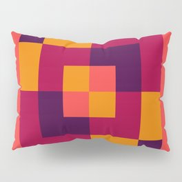 Blocked Out Pillow Sham