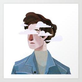 PORTRAIT #2 Art Print