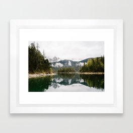 Serenty Framed Art Print