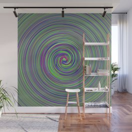 Nocturnal waves Wall Mural