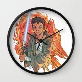 The Last Padawan Wall Clock