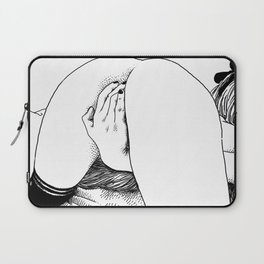 asc 407 - La pom-pom girl (The cheerleader) Laptop Sleeve