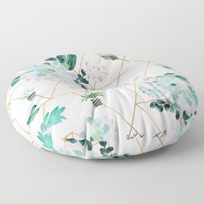 Succulove Floor Pillow