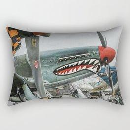Fly Away to the Sky Rectangular Pillow