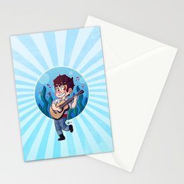 Darren Criss - New Prince Eric Stationery Cards
