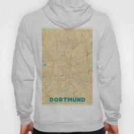 Dortmund Map Retro Hoody