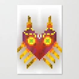 Majora's mask - legend of zelda Canvas Print