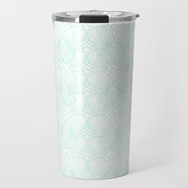 Miami Beach Motel- Mint Travel Mug