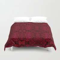 persian Duvet Covers featuring Persian rugs by Vargamari