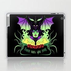 Maleficent Laptop & iPad Skin