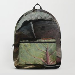 Red Cabbage Backpack
