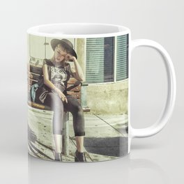 Waiting game Coffee Mug