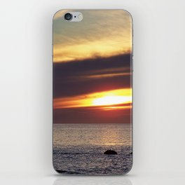 Serenity and the Sea iPhone Skin
