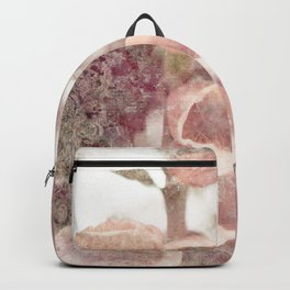 by the garden wall Backpack