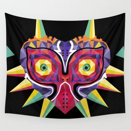 Majora's Incarnation Wall Tapestry