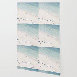 Summer Seaside Wallpaper