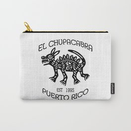 El Chupacabra Carry-All Pouch