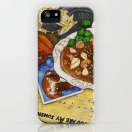Louisiana Sunshine iPhone Case