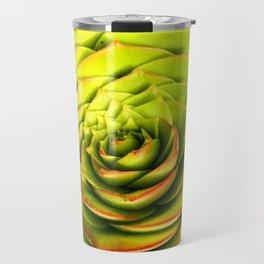 Abstract In Nature Travel Mug