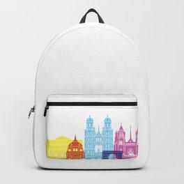 Dijon skyline pop Backpack