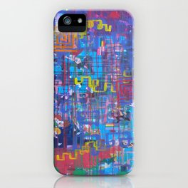Nothing Lasts Forever All is Eternal iPhone Case