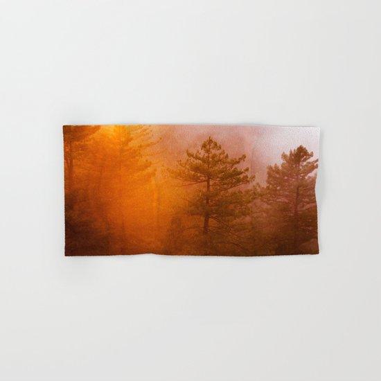 Sunrise Hug Hand & Bath Towel