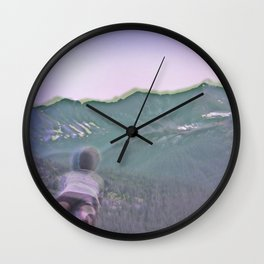 What to See Wall Clock