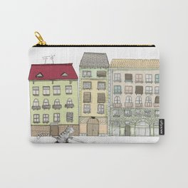 Budapest and the wandering cat Carry-All Pouch