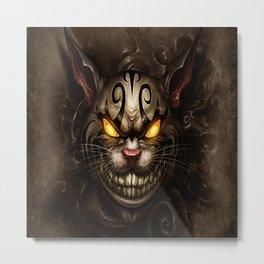 cesire badass Metal Print
