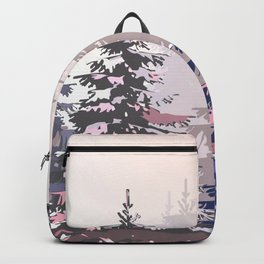 Pine trees Backpack
