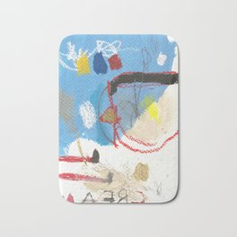 Cream 2 Bath Mat