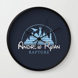 Andrew Ryan / Rapture Wall Clock