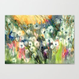 Blooming Beauties Canvas Print