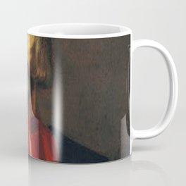 Titian - Ritratto di Andrea de' Franceschi a Mezzo Busto Coffee Mug