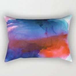 The Dancer - Abstract Art Rectangular Pillow