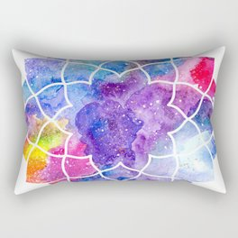 Chakra Sahasrara Rectangular Pillow