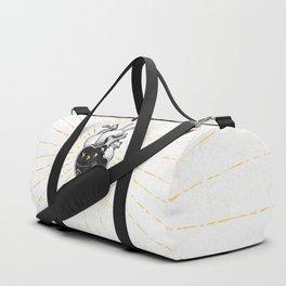 Desert Heart Inktober :: More Magick Duffle Bag