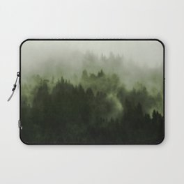 Drift - Green Mountain Forest Laptop Sleeve